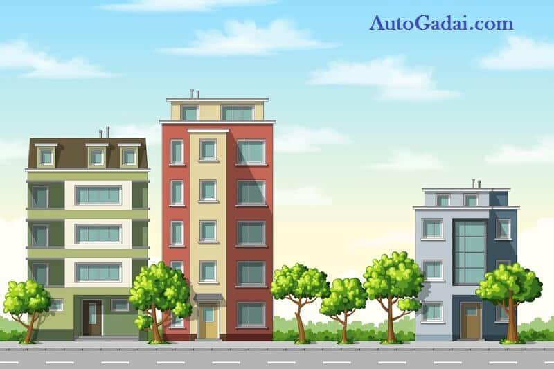 pinjaman dengan jaminan sertifikat apartemen