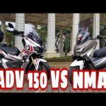 Yamaha Nmax Vs Honda ADV 150, Manakah yang Lebih Unggul?